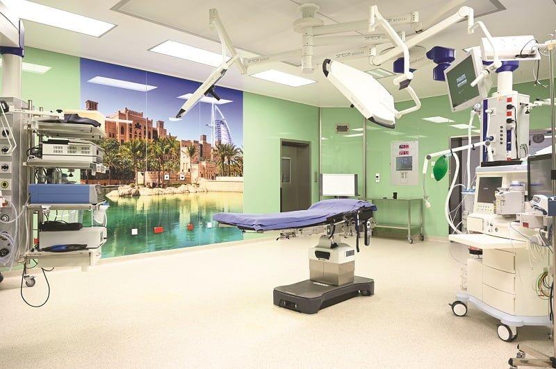 Al Kindi Hospital Moduler Ameliyathane 1